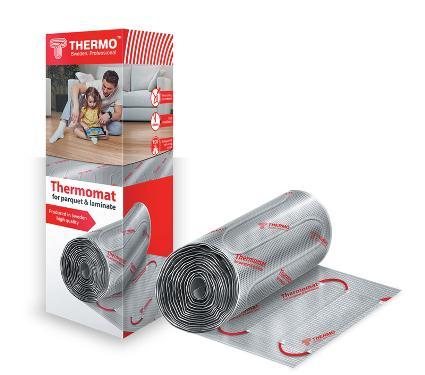 Теплый пол THERMO Thermomat TVK-130 LP 890 Вт
