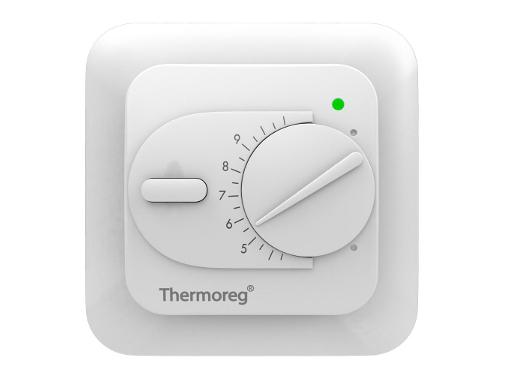Терморегулятор THERMO Thermoreg TI-200 белый