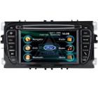 Штатное головное устройство TRINITY Ford Focus/Mondeo black ms-fm1000