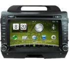 Штатное головное устройство TRINITY Kia Sportage new ms-ME1055 Car Pad