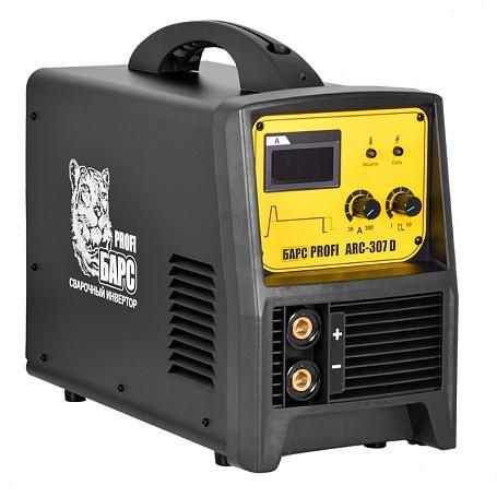Сварочный аппарат БАРС Profi arc-307 d инверторный аппарат brima arc 205 best 0010402