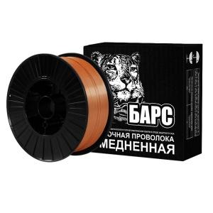 Проволока сварочная БАРС Er-70s-6 ф 0.8мм 15кг
