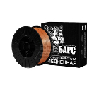Проволока сварочная БАРС ER-70S-6 ф 1.0мм 5кг