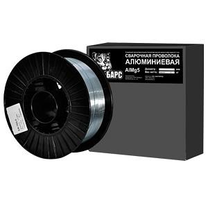 цена на Проволока сварочная БАРС Almg5 ф 1.0мм 6кг