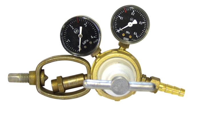 Редуктор ацетиленовый БАМЗГазосварочное оборудование<br>Тип: редуктор,<br>Тип газа/топлива: ацетилен<br>