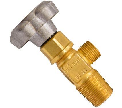 Вентиль водородный БАМЗ ВВ-88