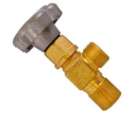Вентиль кислородный БАМЗ ВК-94-01 G 1/2-B