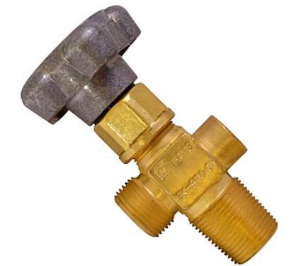 Вентиль кислородный БАМЗ ВК-94М-01