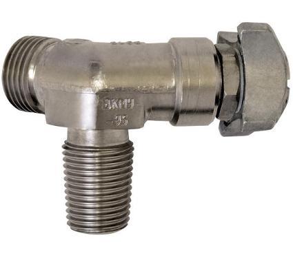 Вентиль кислородный БАМЗ ВКМУ-95