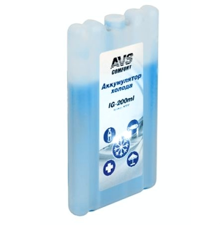 Аккумулятор холода Avs Ig-200 ig 06 фигура цапля 1250311