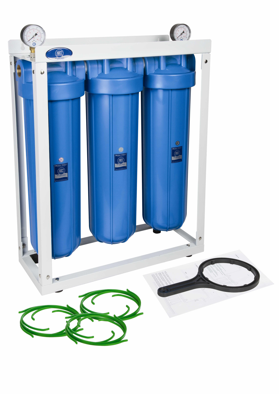 Фильтр магистральный для воды Aquafilter Hhbb20b фильтр для воды aquafilter rx5411411x fro5ma