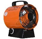 Электрическая тепловая пушка ПРОФТЕПЛО ТТ-3 апельсин