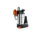 Дренажный насос GARDENA 21000 Premium Inox (01787-20.000.00)