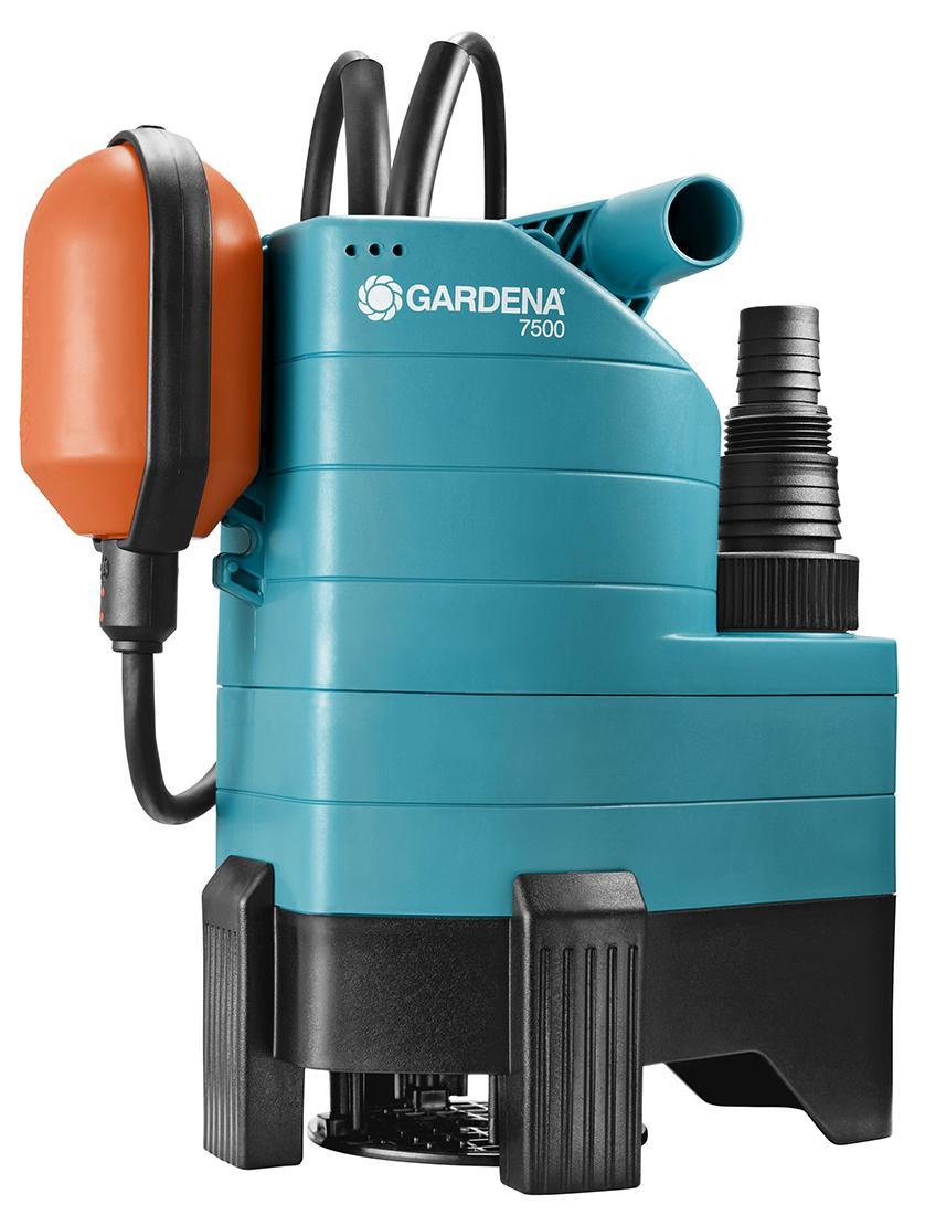 Фото - Дренажный насос Gardena 7500 sp (01795-20.000.00) насос gardena 7500 classic 01795 20