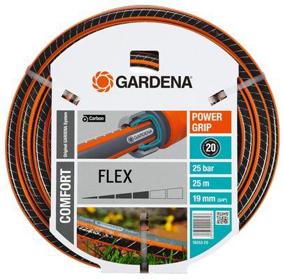 Шланг Gardena Flex 18053 (18053-20.000.00) шланг gardena 18053 18053 20 000 00