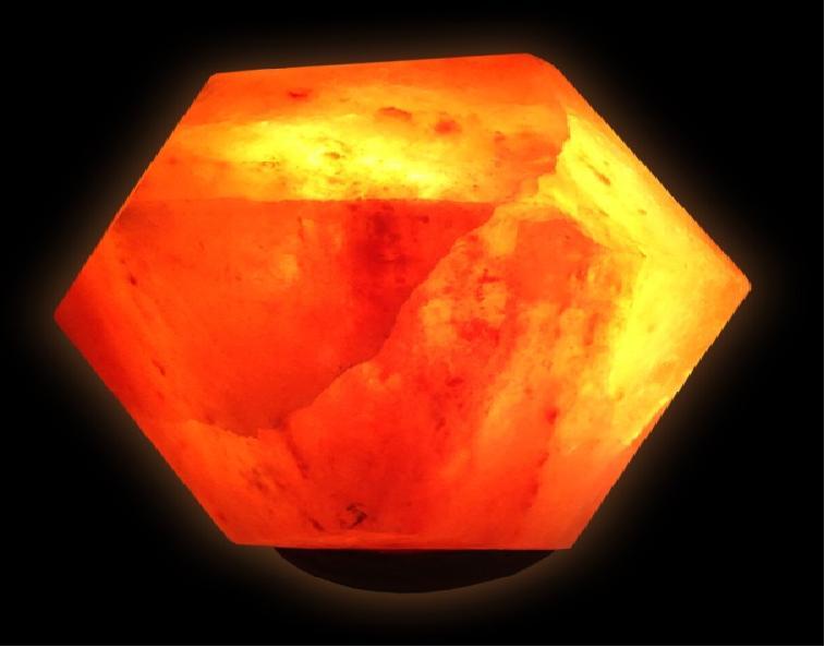Лампа солевая Zenet Бриллиант солевая лампа zenet скала 7 10 кг