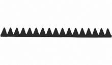 Нож Al-ko для газонокосилки бензо al-ko bm 870 iii(НИЖНИЙ) нож для газонокосилки al ko 113058 51 см