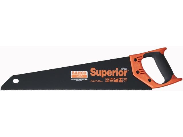 Ножовка по дереву Bahco 2600-22-xt-hp ножовка bahco 2500 22 xt hp