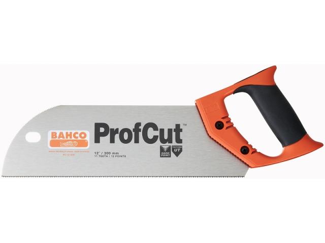 Ножовка по пластику ручная Bahco Pc-12-ven ножовка по дереву bahco 305мм profcut pc 12 14 ps