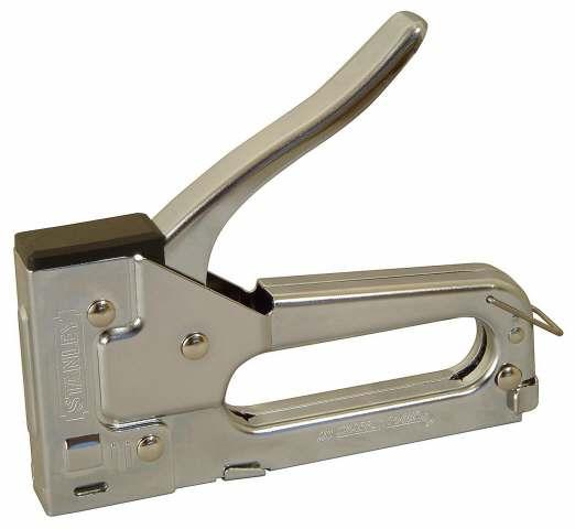 Степлер механический Stanley Light duty 6-tr45 степлер механический stanley light duty 6 tr45