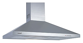Вытяжка Cata V 600 inox/b уровень stabila тип 80аm 200 см 16070