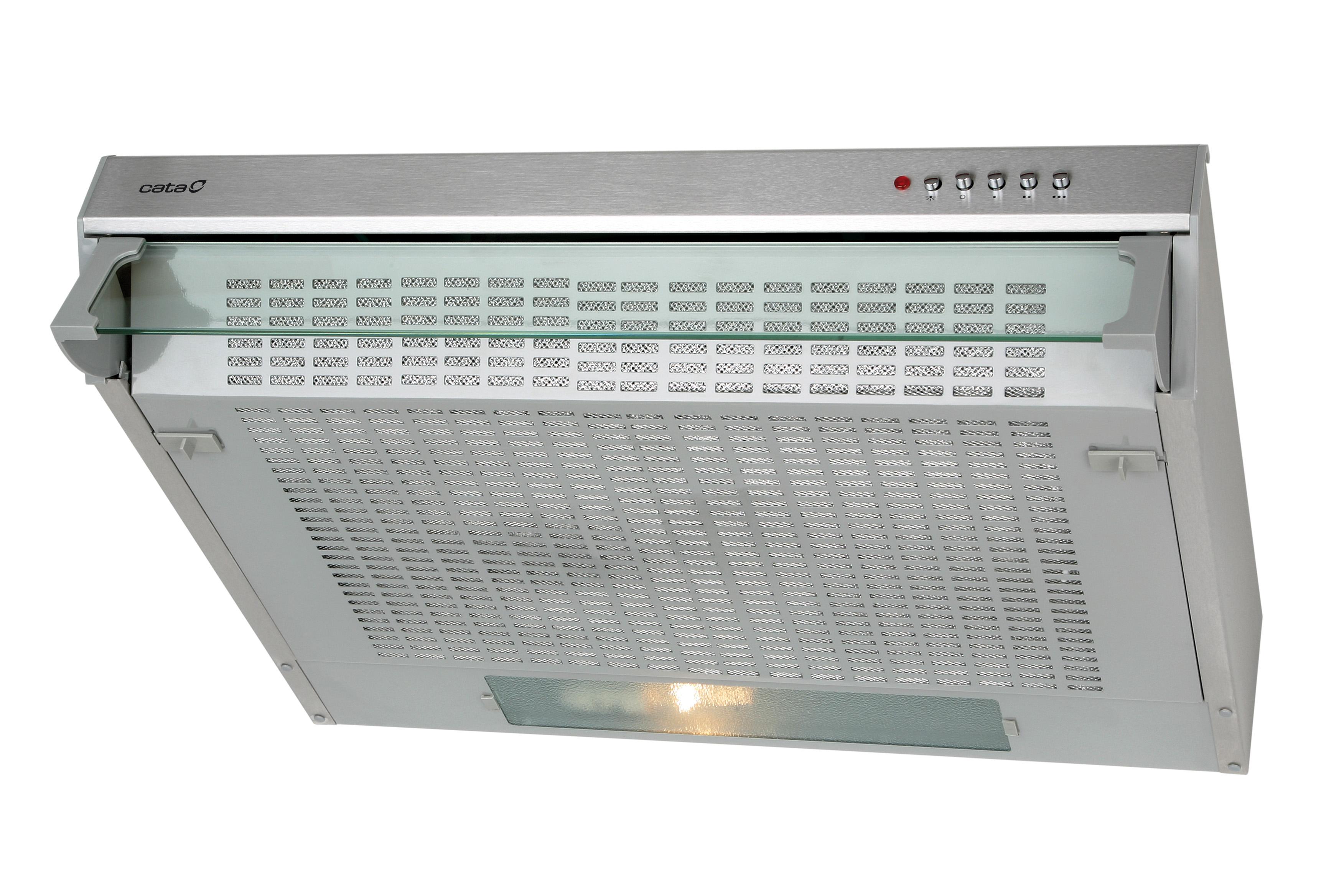 Вытяжка Cata F 2060 inox/b уровень stabila тип 80аm 200 см 16070
