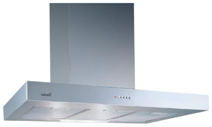 Вытяжка Cata S 600 inox/c вытяжка со стеклом cata ceres 600 awh