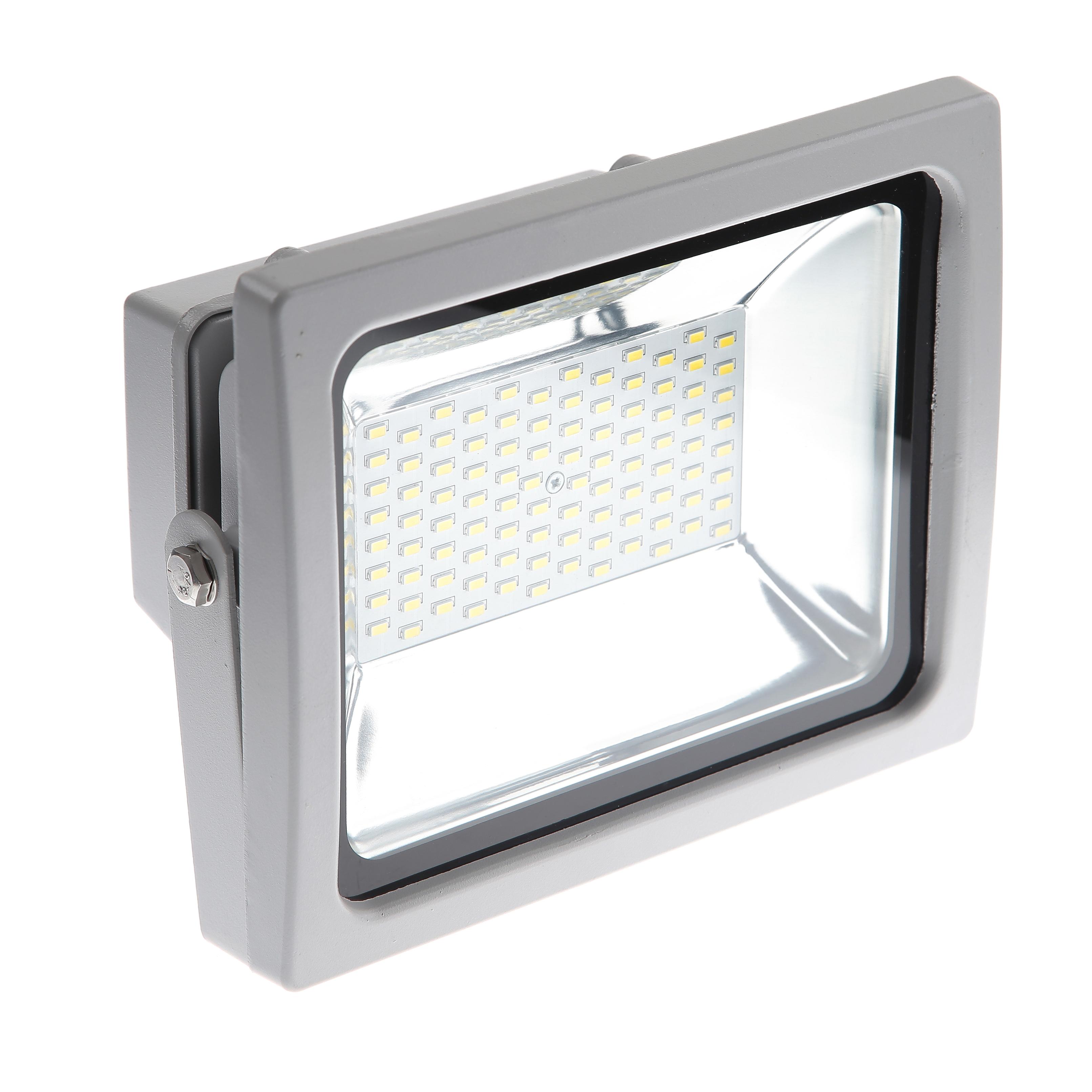 где купить Прожектор светодиодный Uniel Ulf-s04-50w/nw дешево