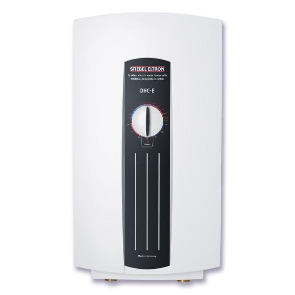 Электрический проточный водонагреватель Stiebel eltron Dhc-Е 12 stiebel eltron dhc 4