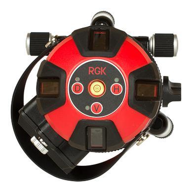 Уровень Rgk Ul-41w лазерный нивелир rgk ul 44w
