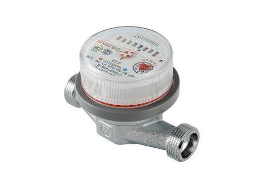 Счетчик воды универсальный VALTEC VLF-15U-L
