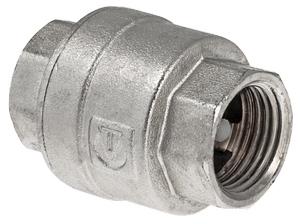 Клапан ValtecАрматура для труб<br>Материал фитинга: латунь,<br>Тип трубного соединения: резьба,<br>Назначение арматуры: клапан,<br>Присоединительный размер: 1  <br>
