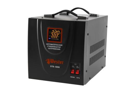 Стабилизатор напряжения WESTER STB-5000