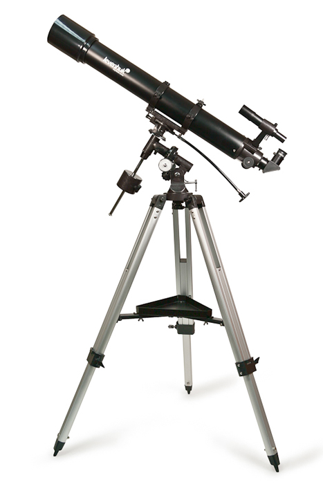 Телескоп Levenhuk Skyline 90х900 eq телескоп levenhuk телескоп skyline 70х900 eq 24298 lev24298
