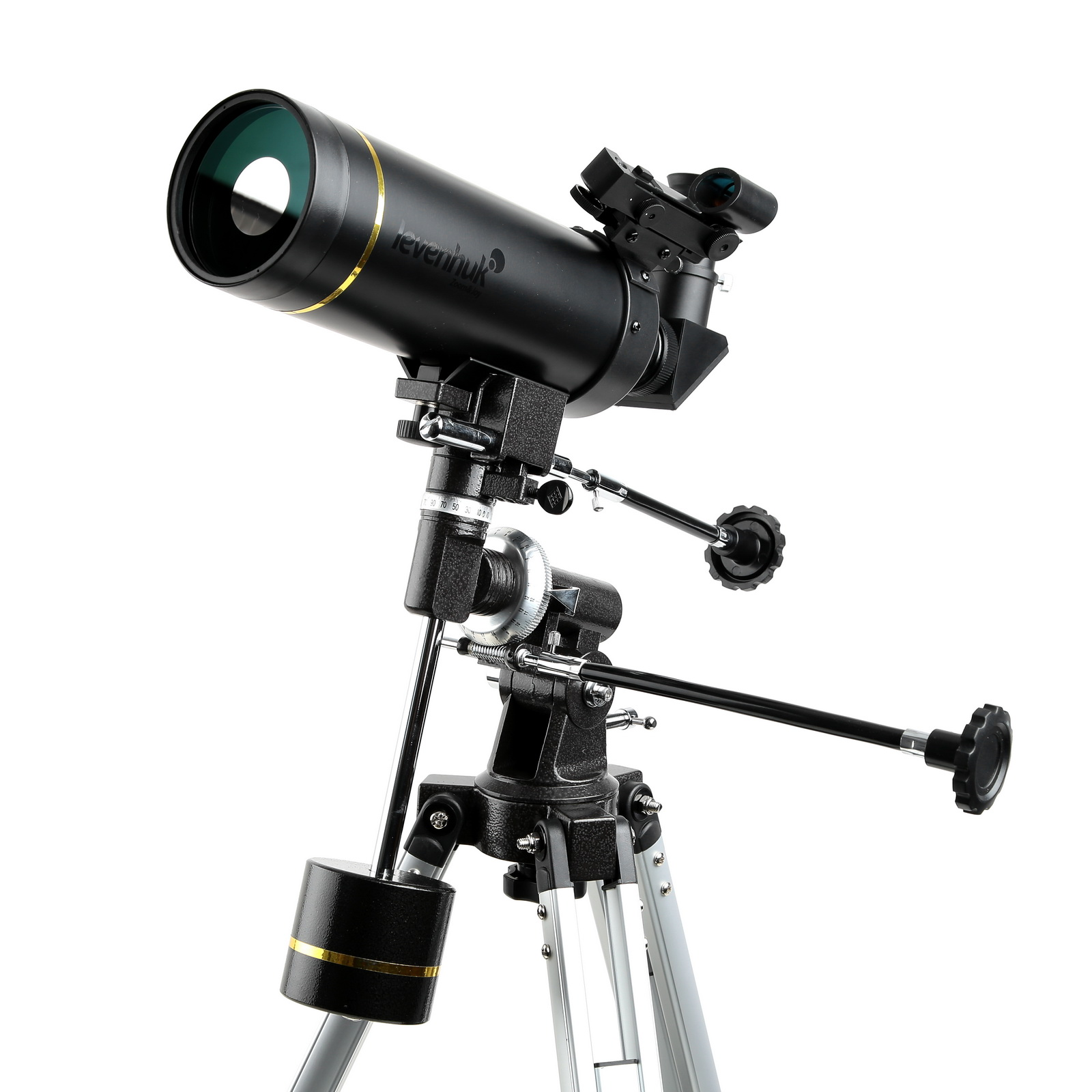 Телескоп Levenhuk Skyline pro 80 mak телескоп levenhuk телескоп skyline pro 90 mak 27646