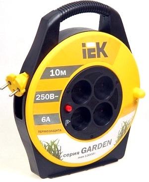 Удлинитель Iek УК10 ''garden''
