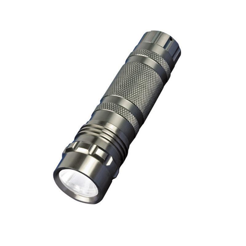 Фонарь Uniel S-ld023-c silver