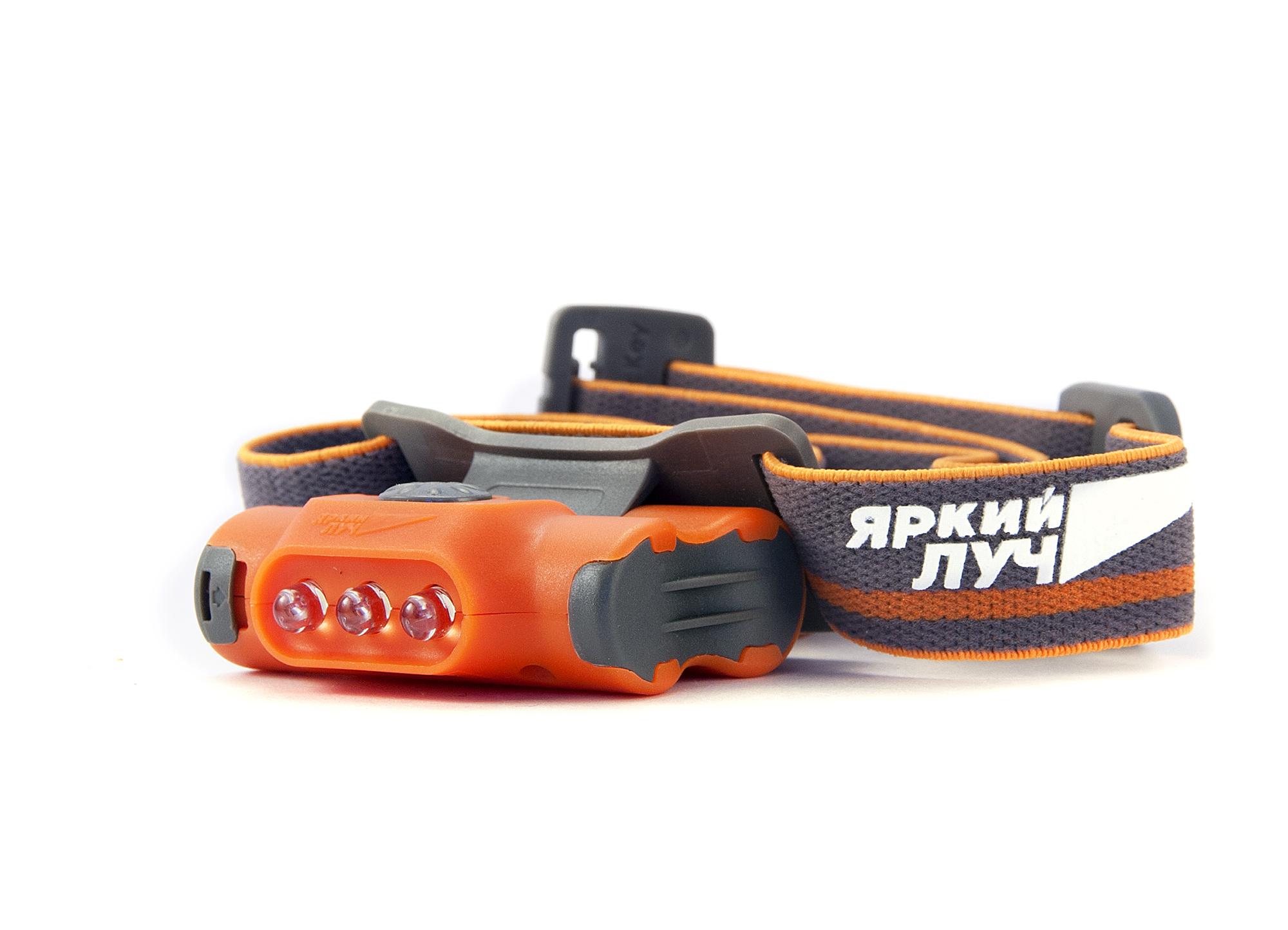 Налобный фонарь ЯРКИЙ ЛУЧ Lh-030 droid оранжевый фонарь налобный яркий луч lh 030 зеленый