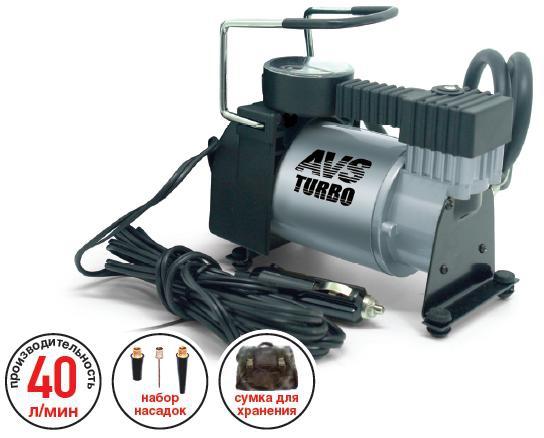 Компрессор Avs Turbo avs ka580 компрессор автомобильный avs turbo ka580