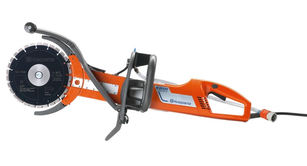 Резчик электрический Husqvarna K 3000 cut-n-break (9683882-04)