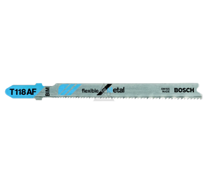 Пилки для лобзика BOSCH T118AF (2.608.634.505)