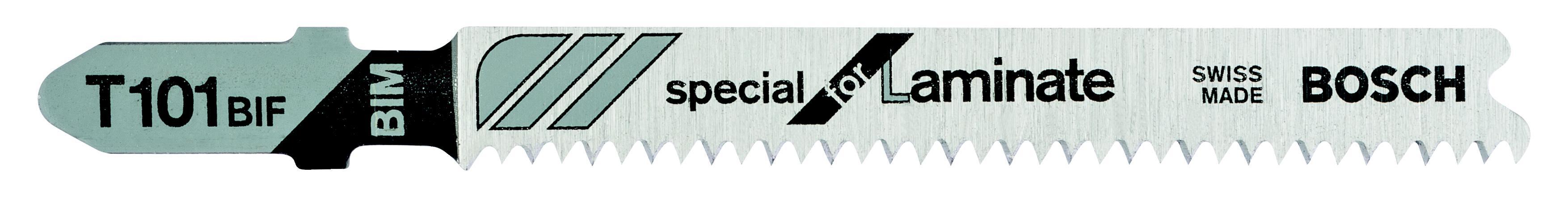Купить Пилки для лобзика Bosch T101bif (2.608.636.431), Швейцария