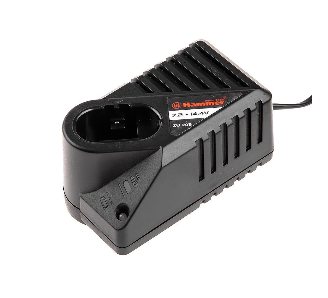 Зарядное устройство HAMMER 7.2-14.4 NiCd (ZU 20B)