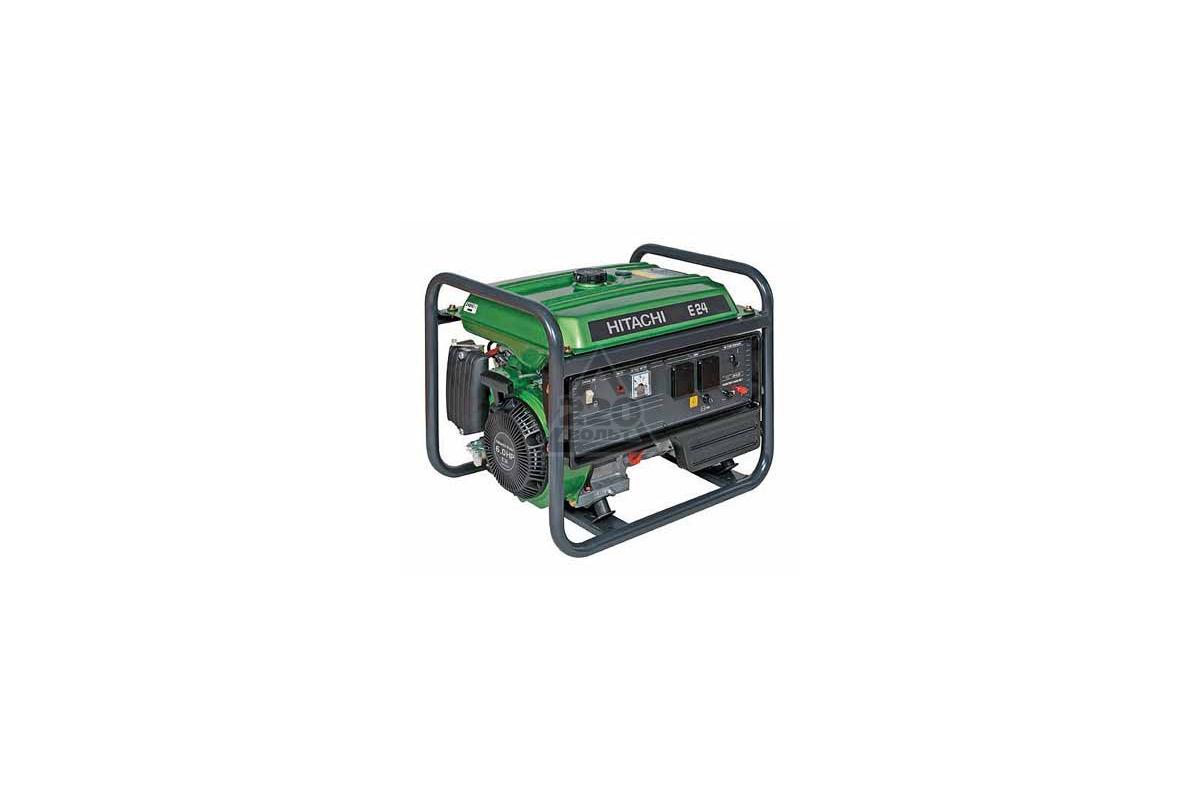 Бензиновый генератор hitachi e24sc отзыв сварочных аппарат питон 200
