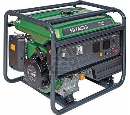 Бензиновый генератор HITACHI E35