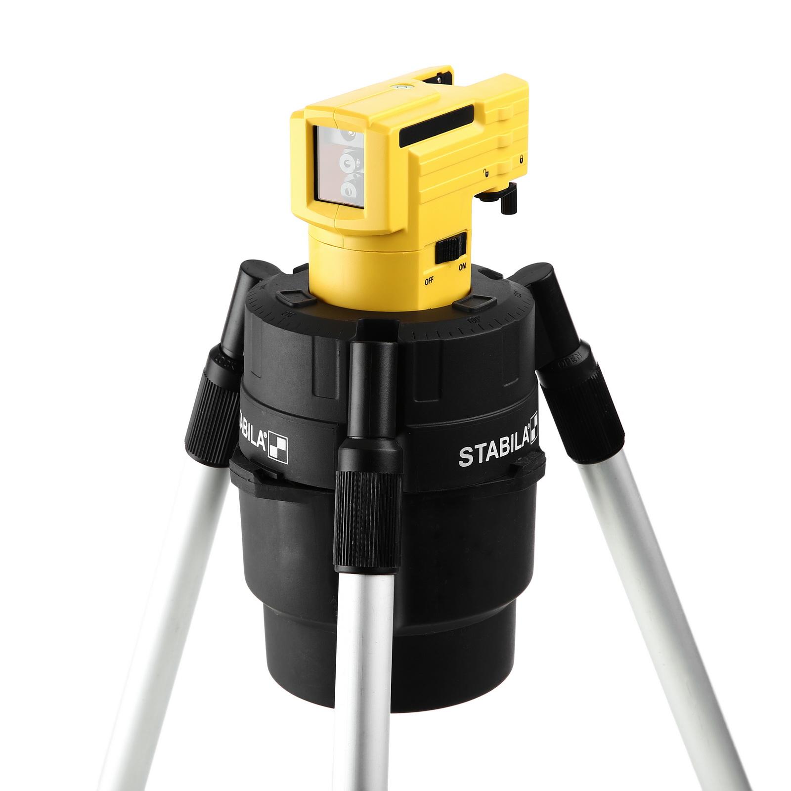 Уровень Stabila Lax 50  лазерный прибор stabila тип lax 300 set 18327