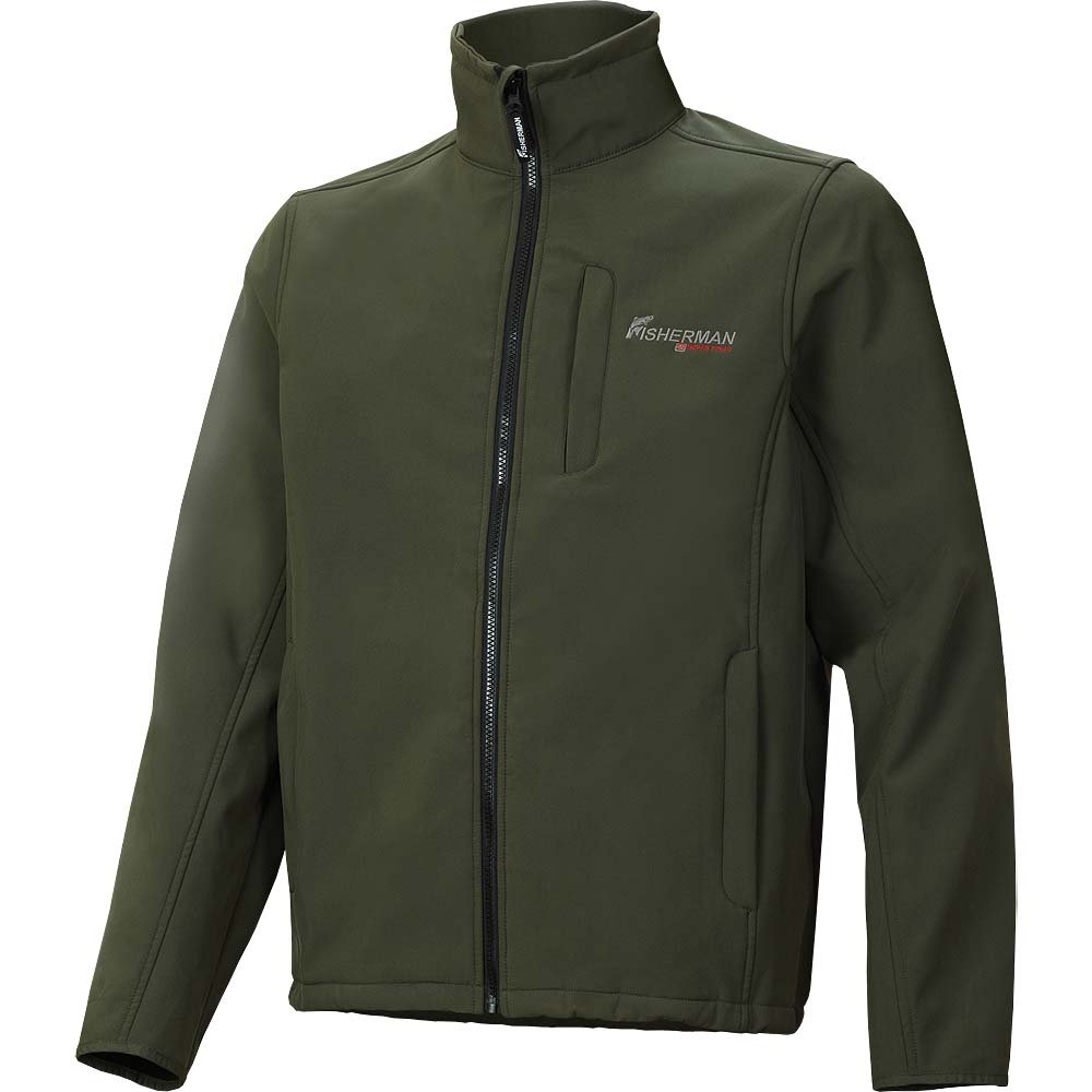Куртка рабочая мужская Fisherman nova tour Грейлинг softshel куртка fisherman nova tour грейлинг pro 95430 924
