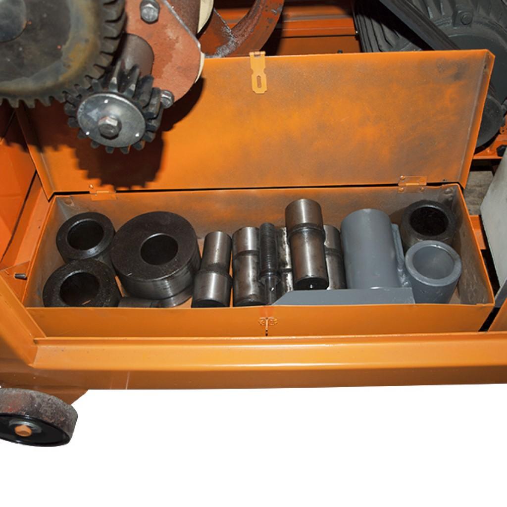 Станок для гибки арматуры Grost Rb-40М от 220 Вольт