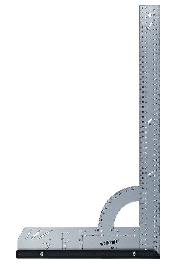 Угольник Wolfcraft 5206000 сервировочный столик мебельторг столик сервировочный 1687