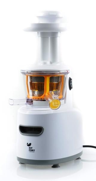 Соковыжималка Kitfort КТ-1101-1 соковыжималка kitfort кт 1102 1 150 вт пластик оранжевый